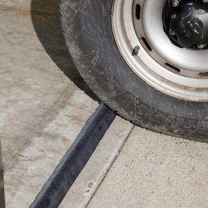 Drive-over afdamming flexibel toepassing