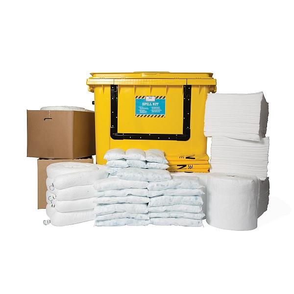 SOPEP spill kit 1100 ltr (7 barrel)