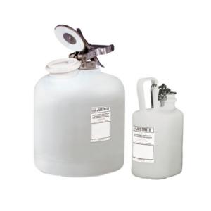 Veiligheidskan niet-ontvlambare bijtende stoffen