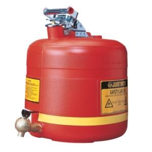 Veiligheidskan Polyethyleen 19 L.