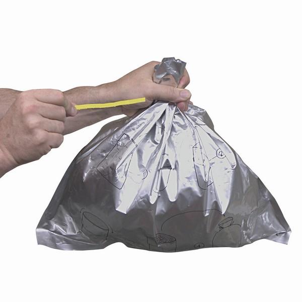 Afvalzakken voor asbakken