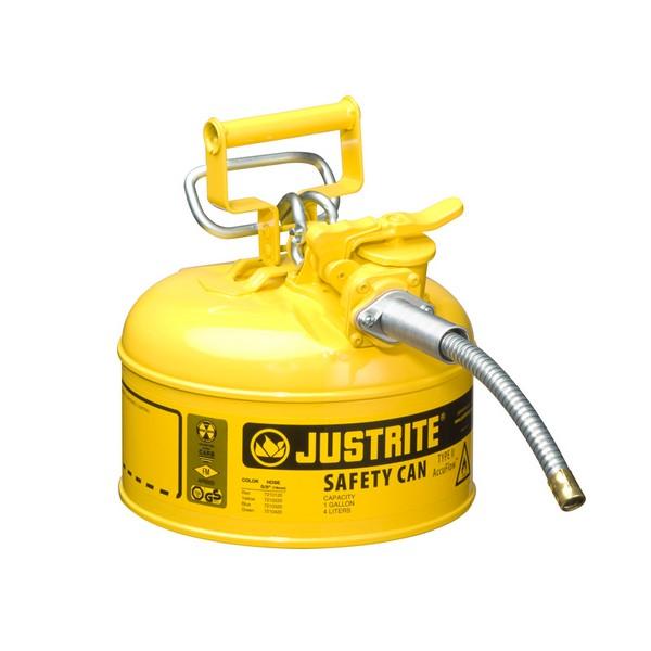 Veiligheidskan 4 L geel